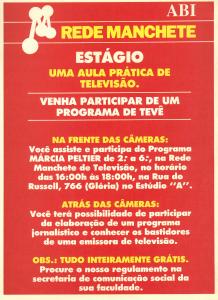 Estágio-Manchete-218x300 Associação Brasileira de Imprensa – ABI, um caso especial