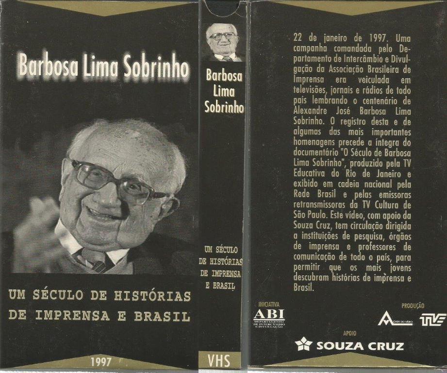 VHS Associação Brasileira de Imprensa – ABI, um caso especial
